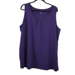 3/$20 Catherine's suprema collection tank top